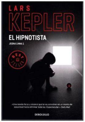 El hipnotista, Lars Kepler