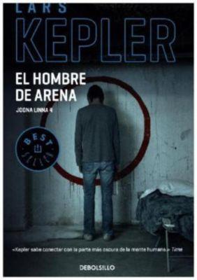 El hombre de arena, Lars Kepler