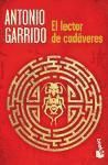 El lector de cadaveres, Antonio Garrido