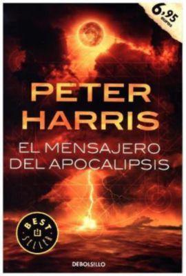 El mensajero del Apocalipsis, Peter Harris