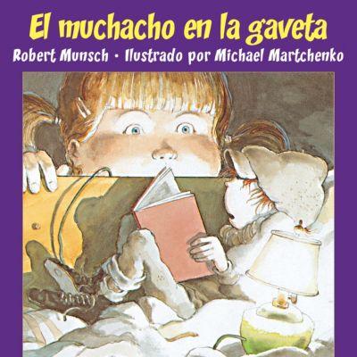 El muchacho en la gaveta, Robert Munsch