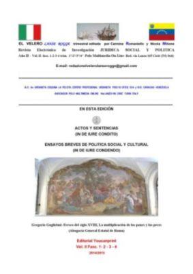 El Velero Lanse Rogge. Vol. II, Carmine Romaniello, Nicola Milione