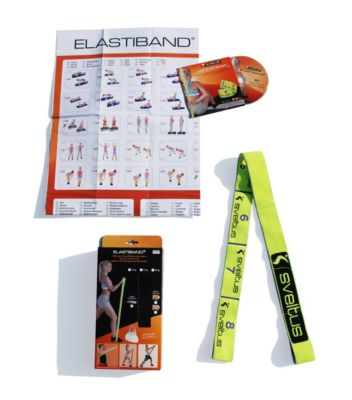 Elastiband Multifunktions-Trainer & DVD