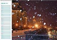 Elbflorenzansichten (Wandkalender 2019 DIN A2 quer) - Produktdetailbild 1