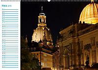 Elbflorenzansichten (Wandkalender 2019 DIN A2 quer) - Produktdetailbild 3