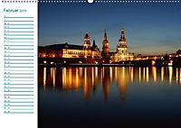Elbflorenzansichten (Wandkalender 2019 DIN A2 quer) - Produktdetailbild 2