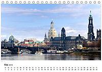 Elbmetropole Dresden (Tischkalender 2019 DIN A5 quer) - Produktdetailbild 5
