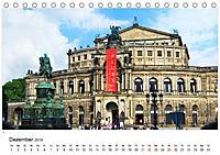 Elbmetropole Dresden (Tischkalender 2019 DIN A5 quer) - Produktdetailbild 12
