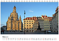 Elbmetropole Dresden (Tischkalender 2019 DIN A5 quer) - Produktdetailbild 3