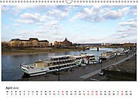 Elbmetropole Dresden (Wandkalender 2019 DIN A3 quer) - Produktdetailbild 4