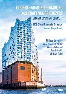 Elbphilharmonie Hamburg: Das Eröffnungskonzert, Thomas Hengelbrock, NDR Elbphilharmonie Orchester