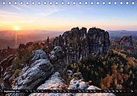 Elbsandsteingebirge: Unterwegs in der Sächsischen und Böhmischen Schweiz (Tischkalender 2019 DIN A5 quer) - Produktdetailbild 9