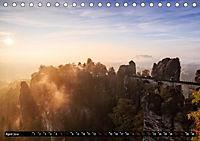 Elbsandsteingebirge: Unterwegs in der Sächsischen und Böhmischen Schweiz (Tischkalender 2019 DIN A5 quer) - Produktdetailbild 2