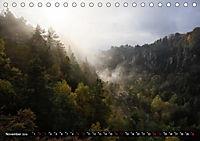 Elbsandsteingebirge: Unterwegs in der Sächsischen und Böhmischen Schweiz (Tischkalender 2019 DIN A5 quer) - Produktdetailbild 1