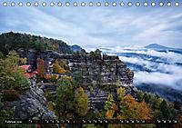 Elbsandsteingebirge: Unterwegs in der Sächsischen und Böhmischen Schweiz (Tischkalender 2019 DIN A5 quer) - Produktdetailbild 6