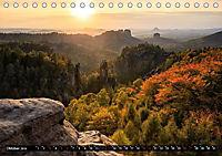 Elbsandsteingebirge: Unterwegs in der Sächsischen und Böhmischen Schweiz (Tischkalender 2019 DIN A5 quer) - Produktdetailbild 5