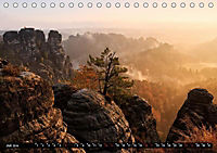 Elbsandsteingebirge: Unterwegs in der Sächsischen und Böhmischen Schweiz (Tischkalender 2019 DIN A5 quer) - Produktdetailbild 12
