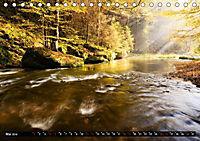 Elbsandsteingebirge: Unterwegs in der Sächsischen und Böhmischen Schweiz (Tischkalender 2019 DIN A5 quer) - Produktdetailbild 10