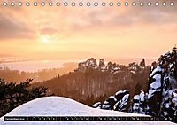 Elbsandsteingebirge: Unterwegs in der Sächsischen und Böhmischen Schweiz (Tischkalender 2019 DIN A5 quer) - Produktdetailbild 13