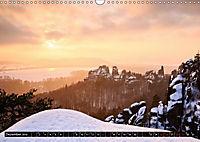 Elbsandsteingebirge: Unterwegs in der Sächsischen und Böhmischen Schweiz (Wandkalender 2019 DIN A3 quer) - Produktdetailbild 12