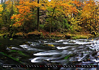 Elbsandsteingebirge: Unterwegs in der Sächsischen und Böhmischen Schweiz (Wandkalender 2019 DIN A2 quer) - Produktdetailbild 8