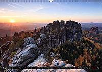 Elbsandsteingebirge: Unterwegs in der Sächsischen und Böhmischen Schweiz (Wandkalender 2019 DIN A2 quer) - Produktdetailbild 9
