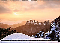 Elbsandsteingebirge: Unterwegs in der Sächsischen und Böhmischen Schweiz (Wandkalender 2019 DIN A2 quer) - Produktdetailbild 12