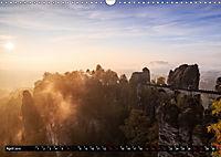 Elbsandsteingebirge: Unterwegs in der Sächsischen und Böhmischen Schweiz (Wandkalender 2019 DIN A3 quer) - Produktdetailbild 4