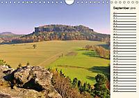 Elbsandsteingebirge (Wandkalender 2019 DIN A4 quer) - Produktdetailbild 9