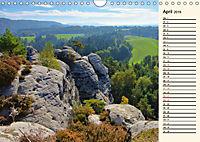Elbsandsteingebirge (Wandkalender 2019 DIN A4 quer) - Produktdetailbild 4