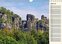 Elbsandsteingebirge (Wandkalender 2019 DIN A4 quer) - Produktdetailbild 6