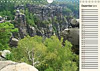 Elbsandsteingebirge (Wandkalender 2019 DIN A4 quer) - Produktdetailbild 12