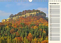 Elbsandsteingebirge (Wandkalender 2019 DIN A4 quer) - Produktdetailbild 11