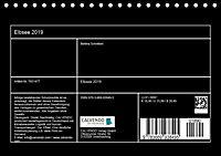 Elbsee 2019 (Tischkalender 2019 DIN A5 quer) - Produktdetailbild 13