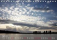 Elbsee 2019 (Tischkalender 2019 DIN A5 quer) - Produktdetailbild 4