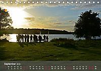Elbsee 2019 (Tischkalender 2019 DIN A5 quer) - Produktdetailbild 9