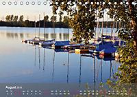 Elbsee 2019 (Tischkalender 2019 DIN A5 quer) - Produktdetailbild 8