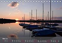 Elbsee 2019 (Tischkalender 2019 DIN A5 quer) - Produktdetailbild 5