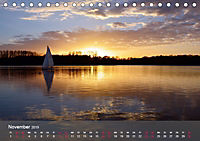 Elbsee 2019 (Tischkalender 2019 DIN A5 quer) - Produktdetailbild 11