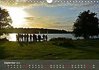 Elbsee 2019 (Wandkalender 2019 DIN A4 quer) - Produktdetailbild 9