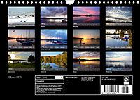 Elbsee 2019 (Wandkalender 2019 DIN A4 quer) - Produktdetailbild 13
