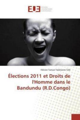 Élections 2011 et Droits de l'Homme dans le Bandundu (R.D.Congo), Félicien Tamuzi Talekwene Tafe