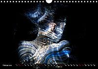 Electrified Faces - Lichtkunst Portraits (Wandkalender 2019 DIN A4 quer) - Produktdetailbild 2