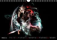 Electrified Faces - Lichtkunst Portraits (Wandkalender 2019 DIN A4 quer) - Produktdetailbild 10