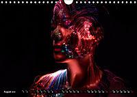 Electrified Faces - Lichtkunst Portraits (Wandkalender 2019 DIN A4 quer) - Produktdetailbild 8
