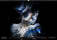 Electrified Faces - Lichtkunst Portraits (Wandkalender 2019 DIN A2 quer) - Produktdetailbild 2