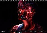 Electrified Faces - Lichtkunst Portraits (Wandkalender 2019 DIN A2 quer) - Produktdetailbild 8