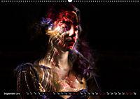 Electrified Faces - Lichtkunst Portraits (Wandkalender 2019 DIN A2 quer) - Produktdetailbild 9