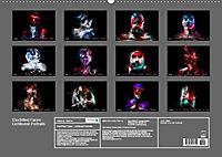 Electrified Faces - Lichtkunst Portraits (Wandkalender 2019 DIN A2 quer) - Produktdetailbild 13