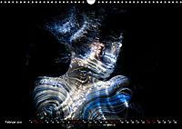 Electrified Faces - Lichtkunst Portraits (Wandkalender 2019 DIN A3 quer) - Produktdetailbild 2